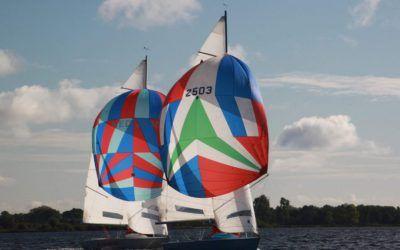 Sailhorse teamzeilen uitslagen