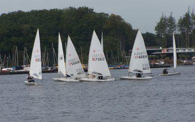 Inschrijven voor de 12-uurs race en de Rabenhaupt Regatta.