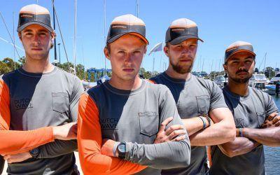 Team Dutch Wave naar WK Matchracen in Bermuda