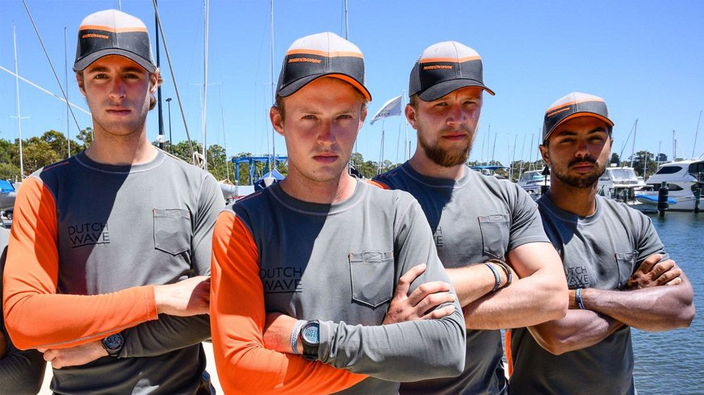 Team Dutch Wave naar WK Matchracen in Bermuda
