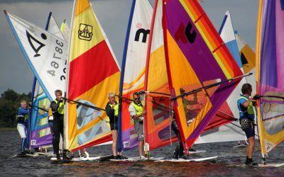 VWDTP Windsurfing Courseracing & Marathon 2021