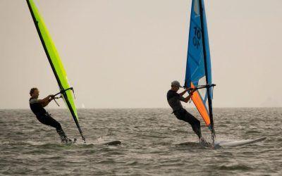 VWDTP zet mooi resultaat neer op NK windsurfen LT